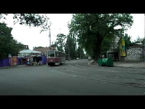 Tramvay in Nikolaev.