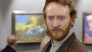 Vincent Van Gogh Visits the Gallery - Vincent And The Doctor - Doctor Who - BBC