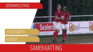 Screenshot van video Samenvatting Excelsior'31 - Alcides