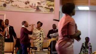 Livre Live at Trinity City of Praise Nassau Bahamas Part 3