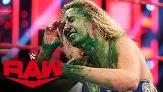 Charlotte Flair vs. Asuka: Raw, Nov. 25, 2019