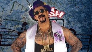 WWE Mashup - The Godfather v. Flash Funk v. Sexual Chocolate (DALYXMAN)