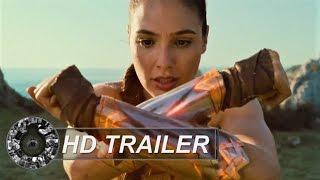 MULHER MARAVILHA | Trailer #3 (2017) Legendado HD