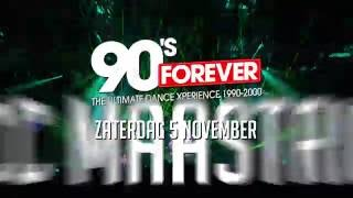 Official TV commercial 90's Forever 2016