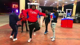 Migos - walk it talk it (official dance video) @wizthekid__