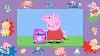Peppa pig musica mc kevinho olha explosão