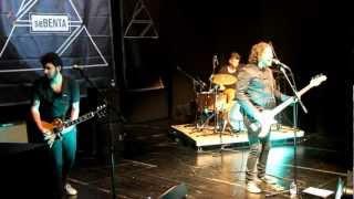 seBENTA - Balas de Prata ( ao vivo cineteatro Fafe)