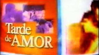Chamada Tarde de Amor - Novelas no SBT (2001)