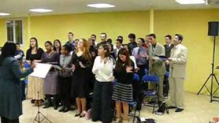 conjunto de mocidade acorde celeste orleans frança