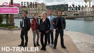 CANDICE RENOIR - Staffel 3 & 4 - Trailer deutsch [HD] II KrimiKollegen