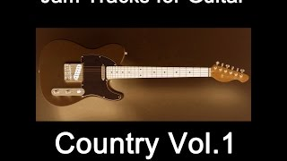 Country Jam Tracks | Download Backing Tracks for guitar; track 1 & 2
