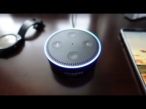 Z Wave Certified Refurbished Echo Dot 2nd Generation