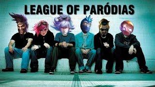 League of Paródias - Jogo Bem (ft. MéquiHue)