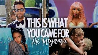 Justin Bieber · ZAYN · Nicki Minaj · Miley Cyrus & More - Megamix [+35 Hits] 2016 (T10MO)