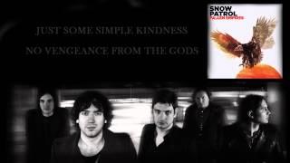 Snow Patrol - Lifening (Lyrics)