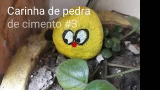 CARINHA DE CIMENTO.DIY#2milinscritos