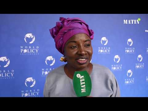 Video : #World_Policy_Conference: Déclaration de Aminata Touré