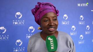#World_Policy_Conference: Déclaration de Aminata Touré
