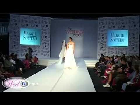 maggie sottero wedding expo april 2011 dome fashion shows.m4v