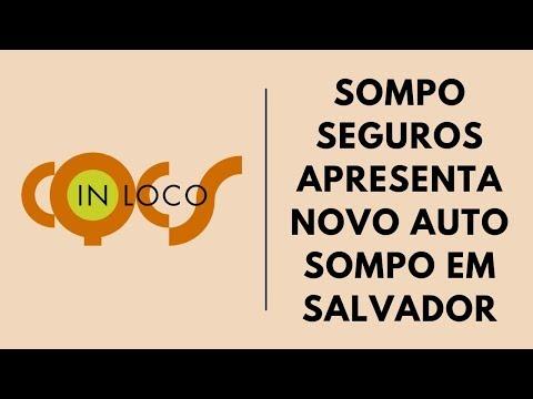 Imagem post: SOMPO SEGUROS APRESENTA NOVO AUTO SOMPO EM SALVADOR