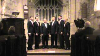 The Songmen - It Was a Lover and His Lass by John Rutter