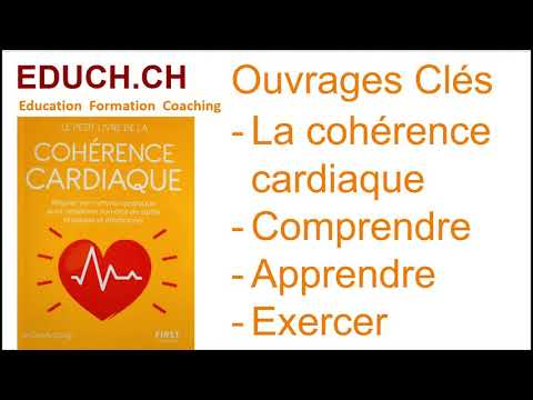 Petit ouvrage sur la cohérence cardiaque de Charly Cungi