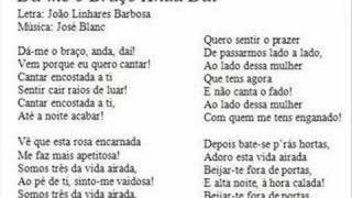 Dá-me o Braço Anda Daí - Maria Ana Bobone