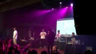 Motionless - Spooky Black (Feat. Bobby Raps) Live