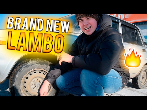 MY NEW CAR!!! (ALMOST CRASHED)