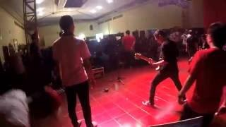 Just In the Destruction (JID) live perform Electra Diamond x Cheez, Lombok Timur