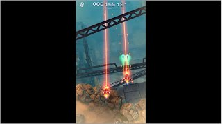 Sky Force Reloaded Two Ship Laser Weapon