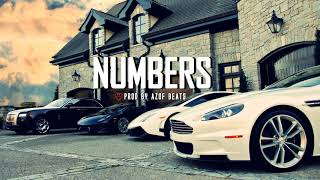   NUMBERS   DOPE TRAP BEAT INSTRUMENTAL  FREE   AGRESSIVE HIP HOP BEATS ( PROD BY AZOF BEATS )
