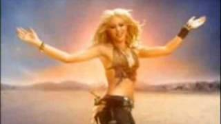"Shakira  WAKA WAKA ""ESTO ES AFRICA"" CANCION OFICIAL SUDAFRICA 2010"
