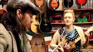 Jam Shugar Haunted (cover) Live @ Collins Music Store