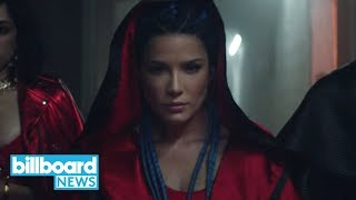 Halsey Fights For Love With Lauren Jauregui in Tense 'Strangers' Video | Billboard News