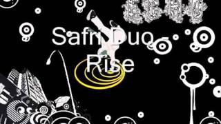Safri Duo - Rise ( my little rmx )