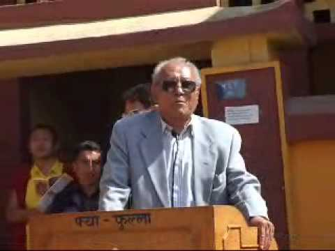 "2274 King Ashoka victory day ""Bijaya Dashami"" celebrated Nepal 24th October 2012"