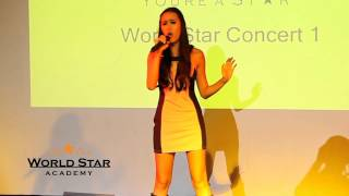 If I Ain't Got You - Pleng At World Star Concert 1