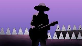 """Animated Painting - """"Metronomes"""" amazarashi Fan Art"""
