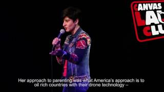 Indian Parents Favourite Weapon - Stand Up Comedy by  Neeti Palta