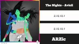 Avicii - The Nights Lyrics مترجمة