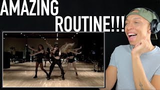 BLACKPINK - BBHMM DANCE PRACTICE VIDEO | (REACTION)