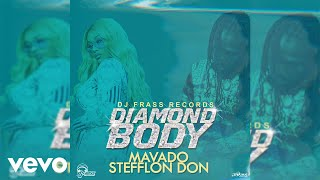 Mavado, Stefflon Don - Diamond Body (Official Audio)
