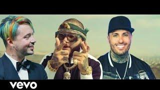 "Farruko, Nicky Jam, J Balvin - ""Mi Forma de Ser"" (REMIX Official)"