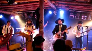 """The Dead South - Smoochin' in the Ditch - Live at """"Wilwarin Festival"""", Ellerdorf"""