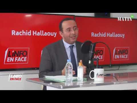 Video : L'Info en Face éco avec Yassine Benkerroum