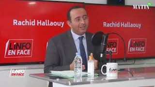 L'Info en Face éco avec Yassine Benkerroum