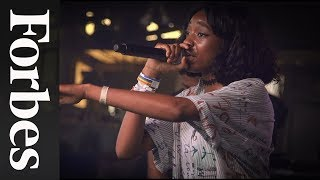 Little Simz and The Freedom of Being An Independent Artist | Forbes