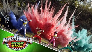 Power Rangers Dino Charge Alternate Opening #1