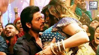 Shah Rukh Khan FLIRTING With Sunny Leone In Laila Main Laila   Raees   LehrenTV